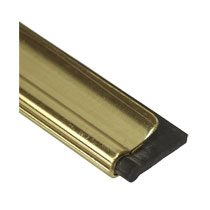 Squeegee Channels