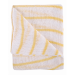 Stockinette Striped Dish Cloths Yellow