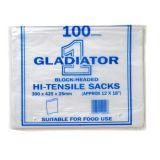 Gladiator Hi Tensile Sacks