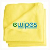 eWipe Microfibre Cloths Yellow