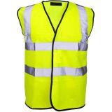 Vest High Visibility 2 Band EN Certified