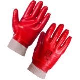 PVC Fully Coated Knitwrist Glove 10\