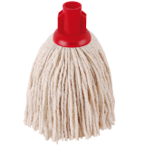 Socket Mop Head PY 14 Red