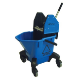 Kentucky Bucket & Wringer 20 Litre Blue