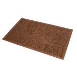 Entrance Barrier Mat 120x240cm Brown
