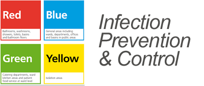 Are You Using The Right Colours? The Importance Of Infection Control & COSHH