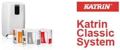 New Katrin System Toilet Rolls