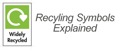 What Do Plastic Recycling Symbols Mean?