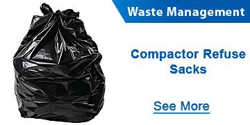 refuse sacks and bin liners