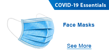 Covid-19 Essentials Face Masks