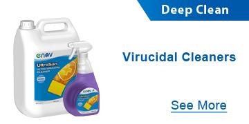Enov Virucidal & Bactericidal Cleaners